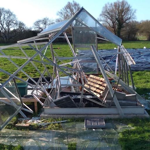 Broken Greenhouse