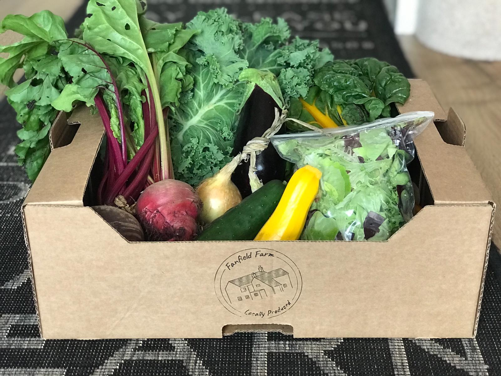 Fanfield Farm Veg Box 3