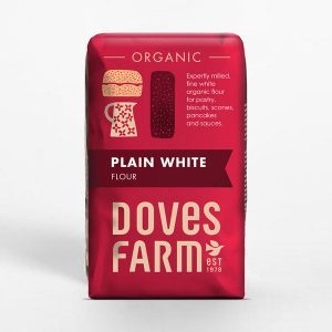Organic Doves Farm White Flour