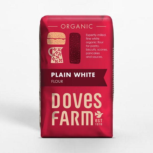 Organic Doves Farm White Flour