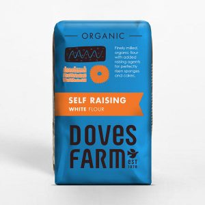 Organic Doves Self Raising Flour