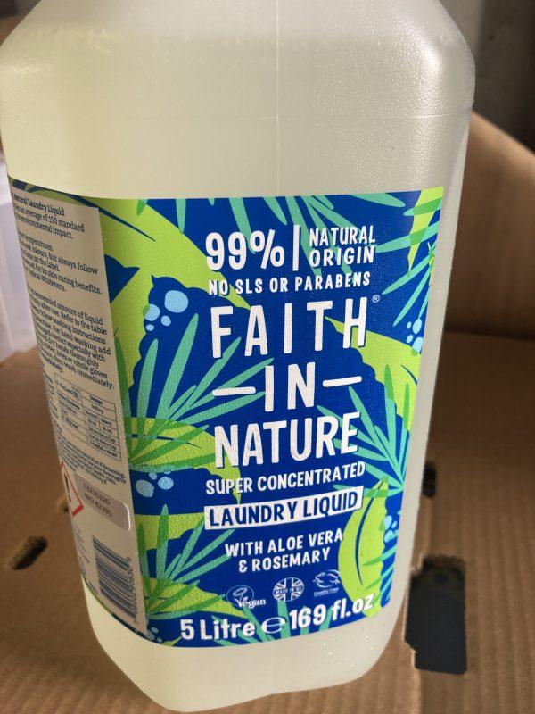 Natural Laundry Liquid