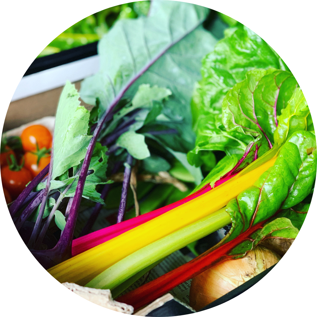 Veg Box Circle Image