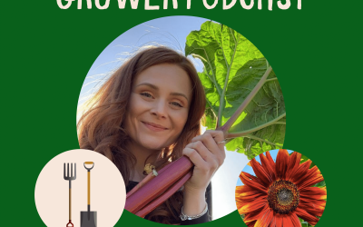 The Food Grower Podcast Episode 6 – Hannah (@GingerGrows1