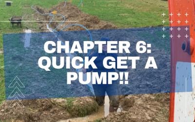 6.) Quick, Get A Pump!!!